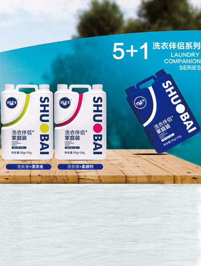 """5+1"" Laundry Partner Series"